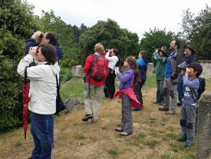 El Centro Tito Bustillo se suma al Día del Medio Ambiente con un recorrido ornitológico por el Macizo de Ardines