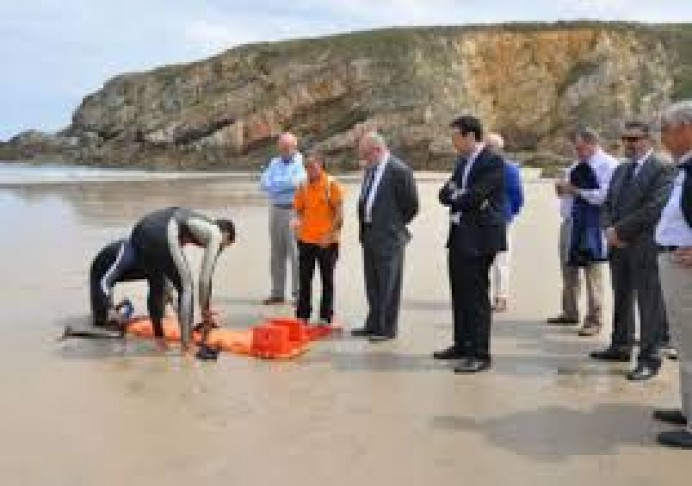 El Principado garantiza la continuidad de su colaboración con los municipios costeros para el Plan de Salvamento en Playas