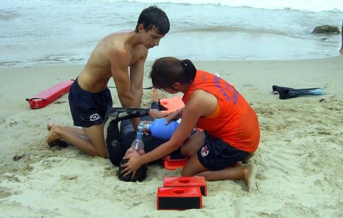 Plan Salvamento Playas Llanes, del 29 junio al 8 septiembre