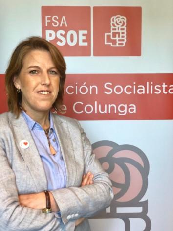 Entrevista a Sandra Cuesta Fanjul, candidata a la alcaldía de Colunga por el PSOE