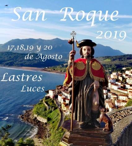 Lastres se prepara para festejar San Roque
