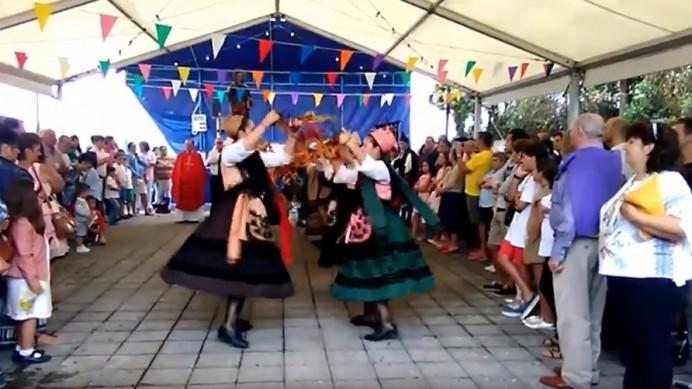 Fiestas de Santiago en Caravia Baja, por Picafuelle