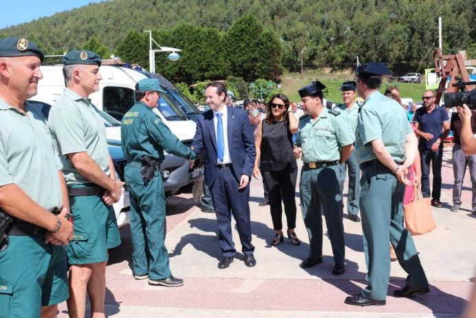 EL PLAN DE SEGURIDAD DEL 81º DESCENSO INTERNACIONAL DEL SELLA CONTABILIZA UN TOTAL DE 75 INCIDENTES