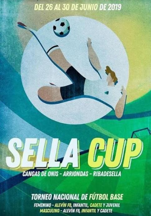 Esta semana se celebra la 3a edición de la Sella Cup con partidos en Cangas de Onís, Arriondas, Ribadesella e Infiesto