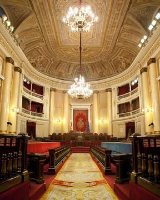 La Asociación Los Pueblos más Bonitos de España organizó en el Senado las II Jornadas Turismo, innovación y medio ambiente en la España rural