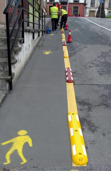 El Ayuntamiento de Colunga señaliza una senda urbana