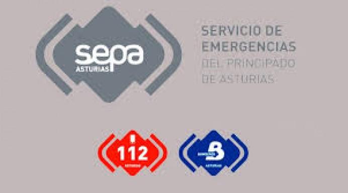 Fuga de gas en Langreo con tres afectados