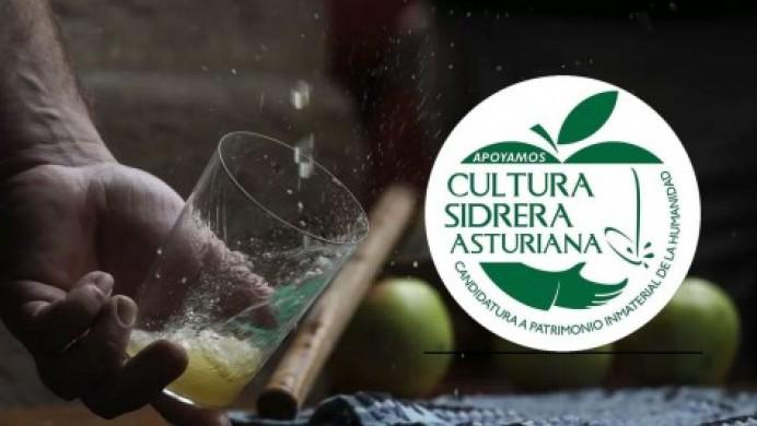 Embajadores de Colunga a la Candidatura de la Cultura Sidrera a Patrimonio Inmaterial de la Humanidad de la Unesco
