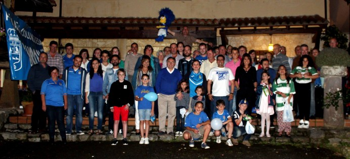 X aniversario de la Peña Azul Sonso