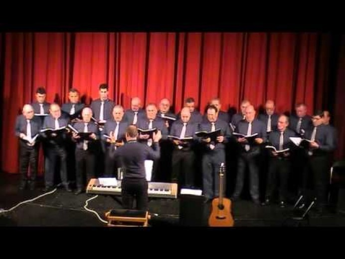 El Coro San Roque de Lastres cantará este domingo en la Basílica de Covadonga