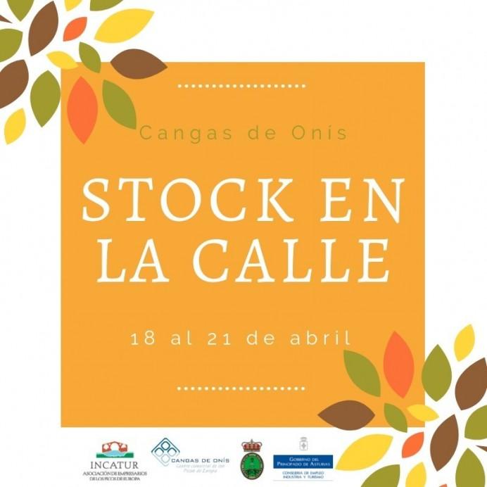 Stock en la calle: 29, 30 y 31 de marzo y 1 de abril