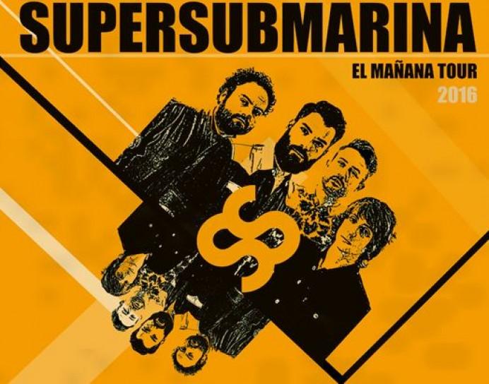 Supersubmarina estrena el videoclip de su tema viento de cara