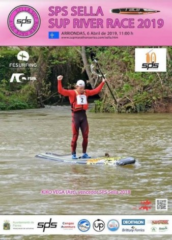 SUP River Race 2019