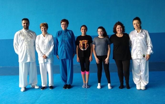 Curso Formación Taiji Quan Asturias