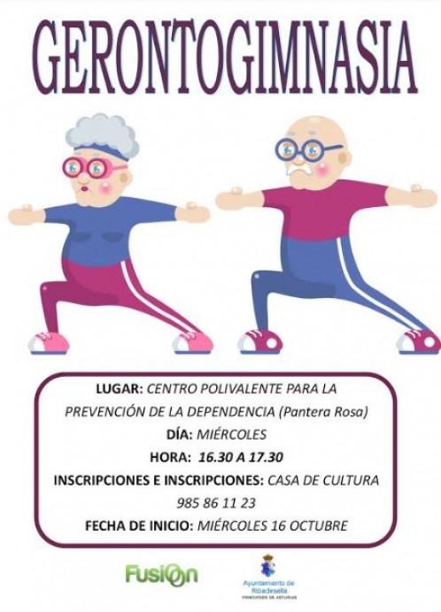 Talleres para personas mayores en Ribadesella