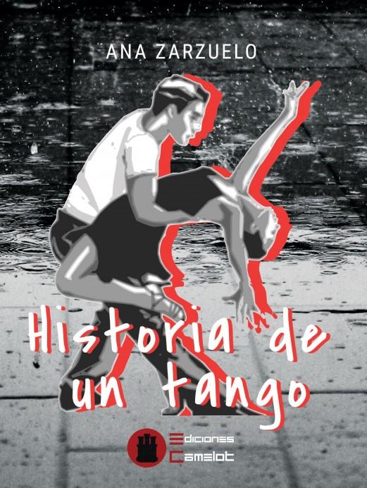 La escritora gijonesa ANA ZARZUELO presenta HISTORIA DE UN TANGO en La Buena Letra