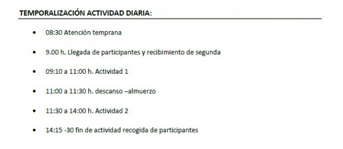 Ayuntamiento de Villaviciosa: Talleres Conciliación