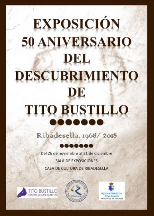 50 Aniversario del Descubrimiento de la cueva de Tito Bustillo
