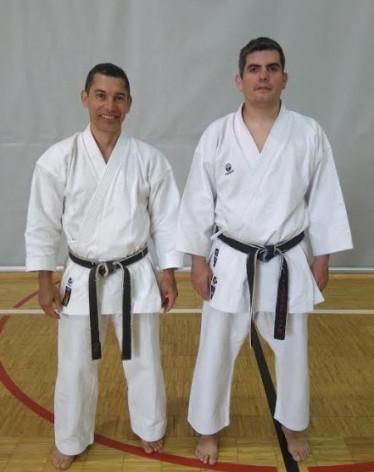 Nuevos Cinturones Negros Club TODE