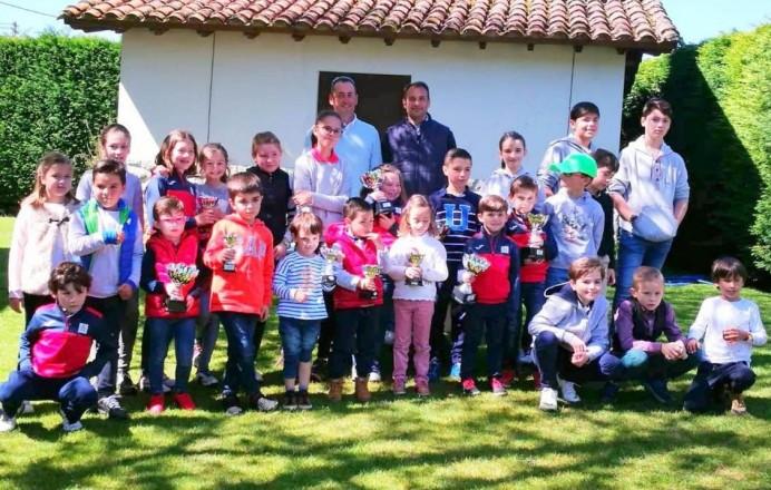 Golf Municipal: II Torneo Escuela Infantil Curso 2018-2019