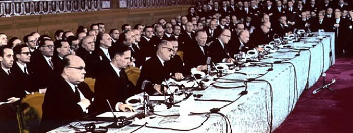 La sesentena del Tratado de Roma. Por Carlos Ortíz de Zárate