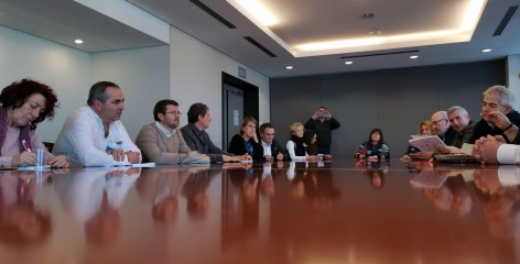 Ediles de Asturias buscan soluciones en Bruselas para el medio rural y el desarrollo del mismo.