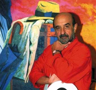 Eduardo Úrculo: Escultor y Pintor