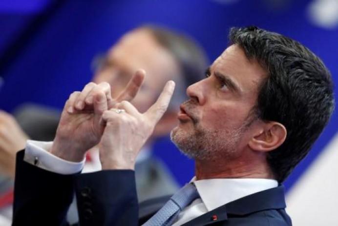 Macron, Valls y Barcelona por Carlos Ortiz de Zárate