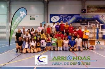 XXXI Voley Mixto de Parres