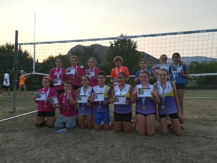 III Torneo de Voley Prau