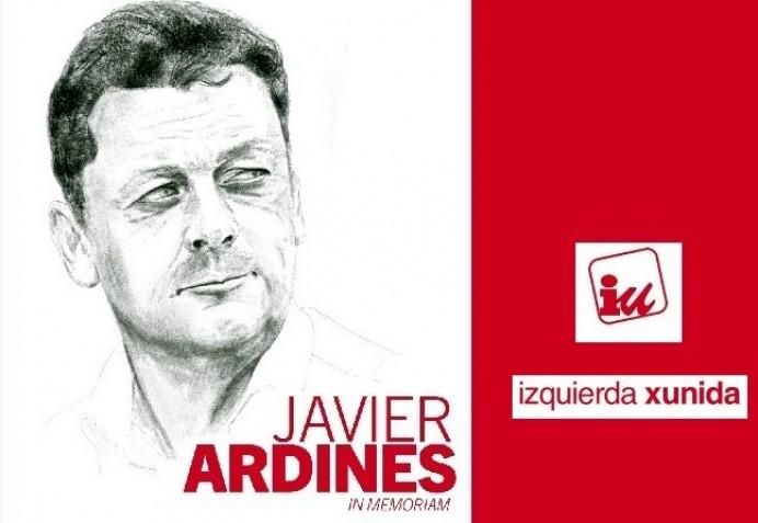 Llamazares reivindica la buena política en recuerdo de Ardines