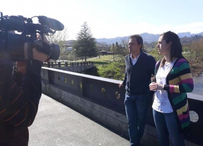 IU pregunta por qué no han comenzado las obras para prevenir inundaciones en Arriondas