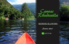 Canoas Ribadesella